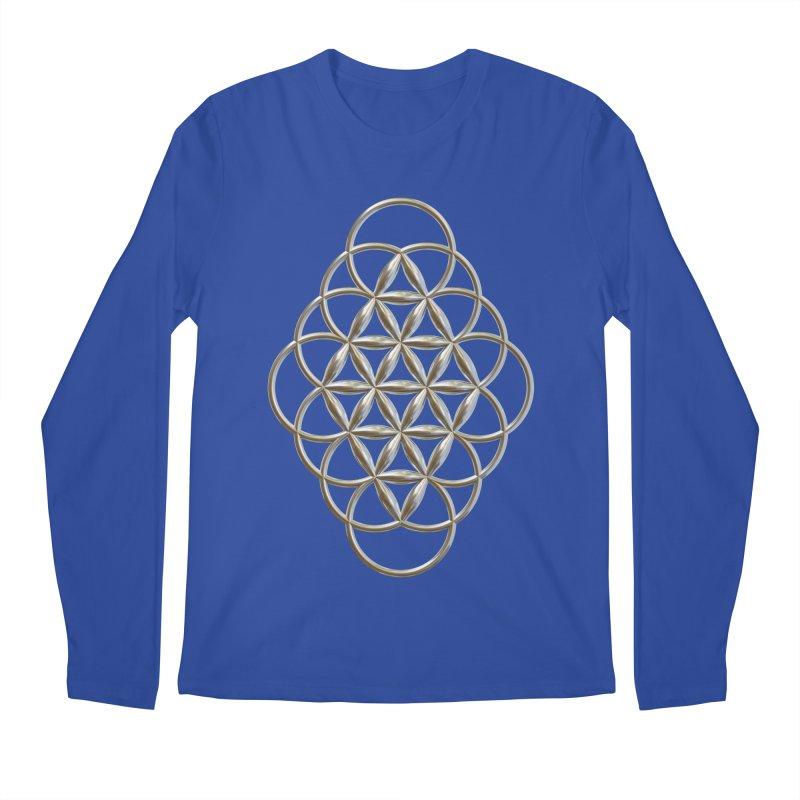 Seed of Love Ag Men's Regular Longsleeve T-Shirt by diamondheart's Artist Shop