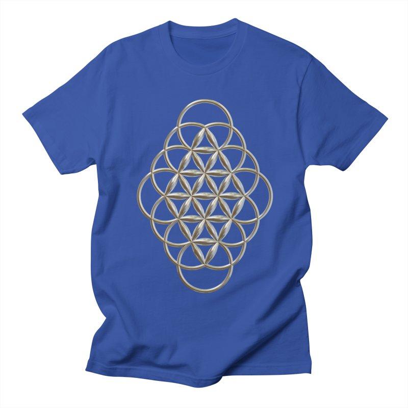 Seed of Love Ag Men's Regular T-Shirt by diamondheart's Artist Shop
