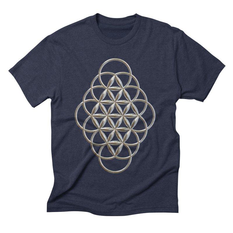 Seed of Love Ag Men's Triblend T-Shirt by diamondheart's Artist Shop