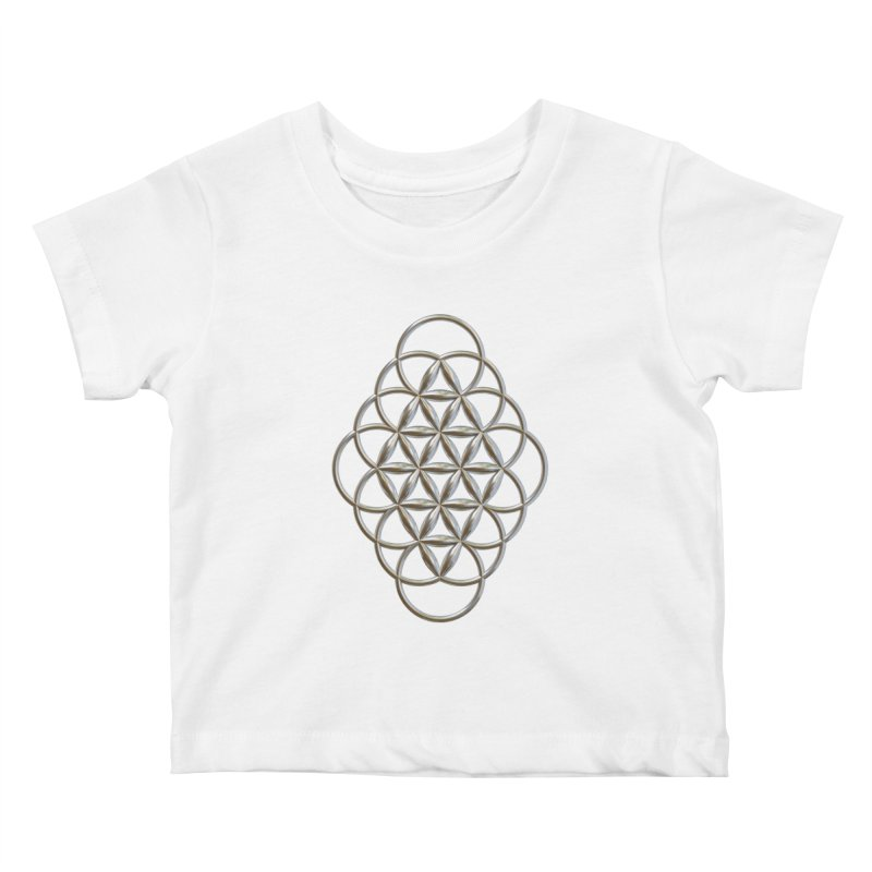 Seed of Love Ag Kids Baby T-Shirt by diamondheart's Artist Shop