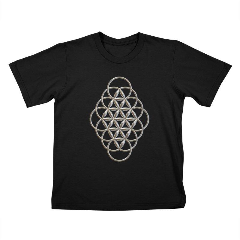 Seed of Love Ag Kids T-Shirt by diamondheart's Artist Shop