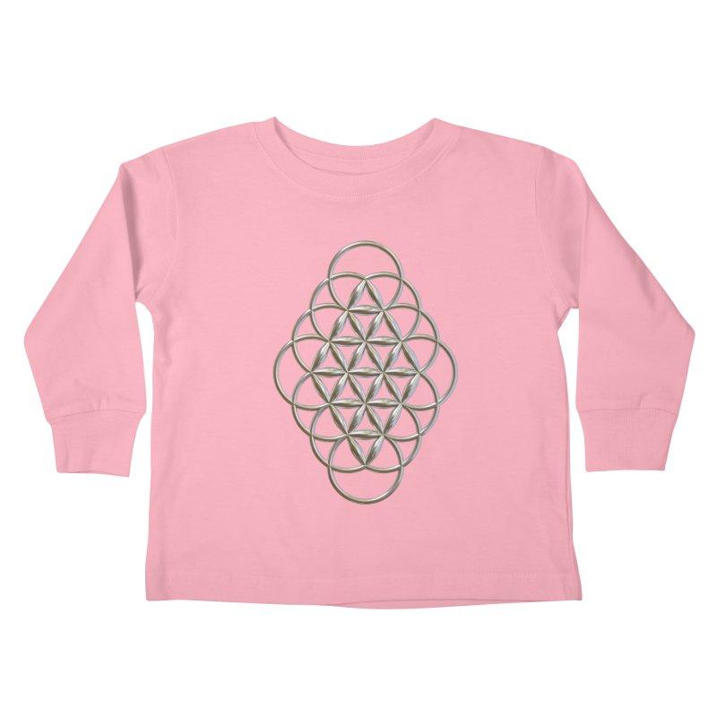 Seed of Love Ag Kids Toddler Longsleeve T-Shirt by diamondheart's Artist Shop