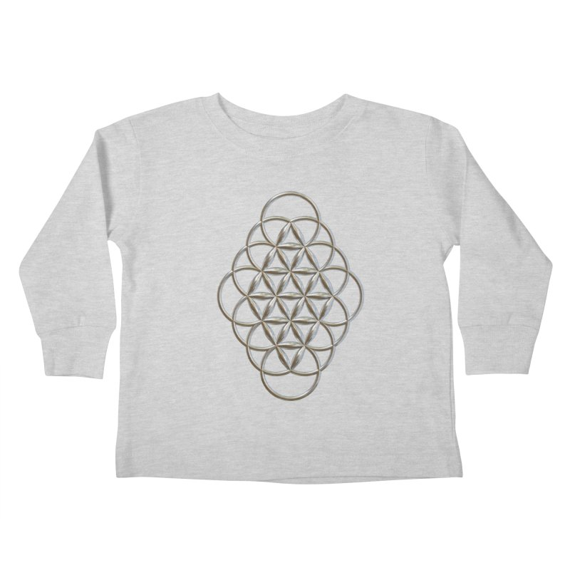 Seed of Love Ag Kids Toddler Longsleeve T-Shirt by diamondheart's Artist Shop