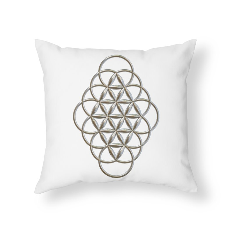 Seed of Love Ag Home Throw Pillow by diamondheart's Artist Shop