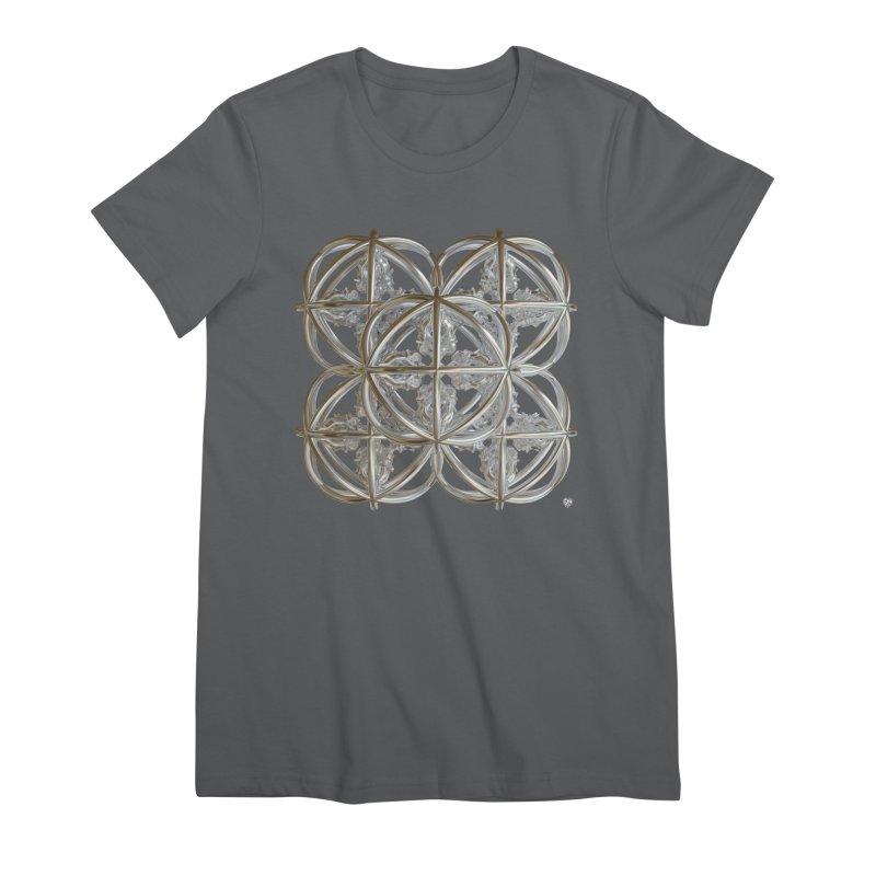 56 Dorje Object Silver v1 Women's T-Shirt by diamondheart's Artist Shop