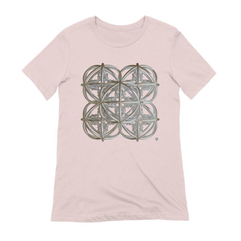 56 Dorje Object Silver v1 Women's Extra Soft T-Shirt by diamondheart's Artist Shop