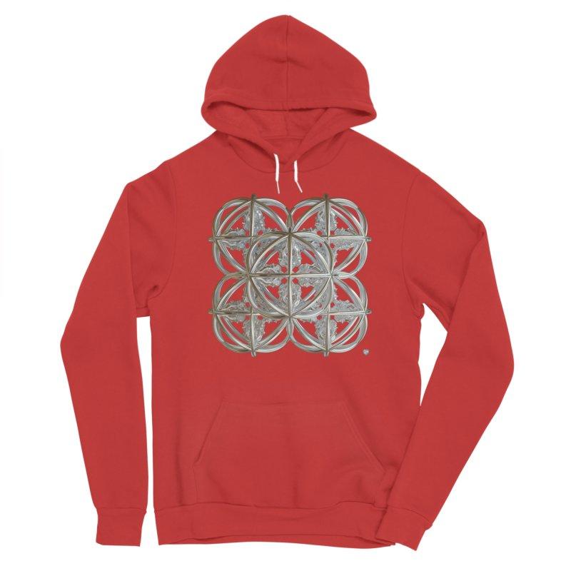 56 Dorje Object Silver v1 Women's Sponge Fleece Pullover Hoody by diamondheart's Artist Shop