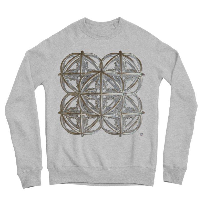 56 Dorje Object Silver v1 Men's Sponge Fleece Sweatshirt by diamondheart's Artist Shop