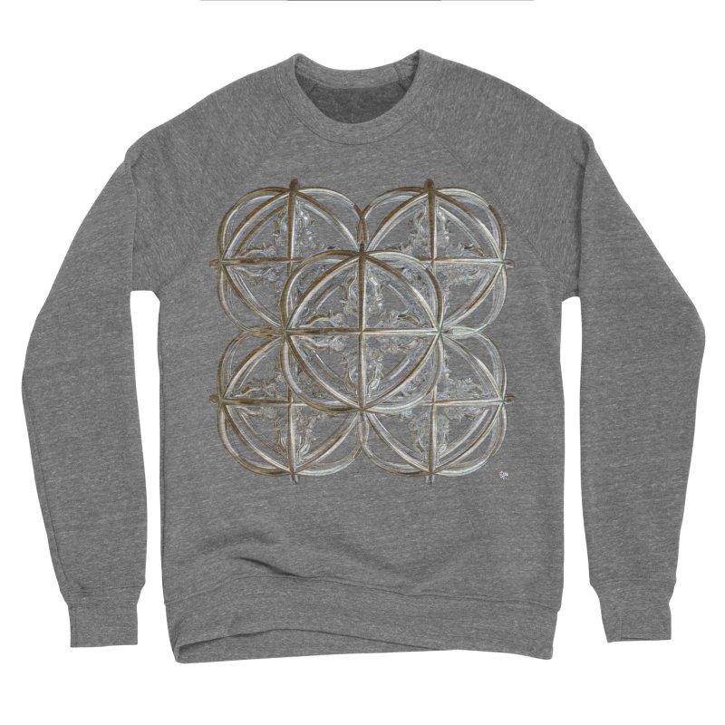 56 Dorje Object Silver v1 Women's Sponge Fleece Sweatshirt by diamondheart's Artist Shop