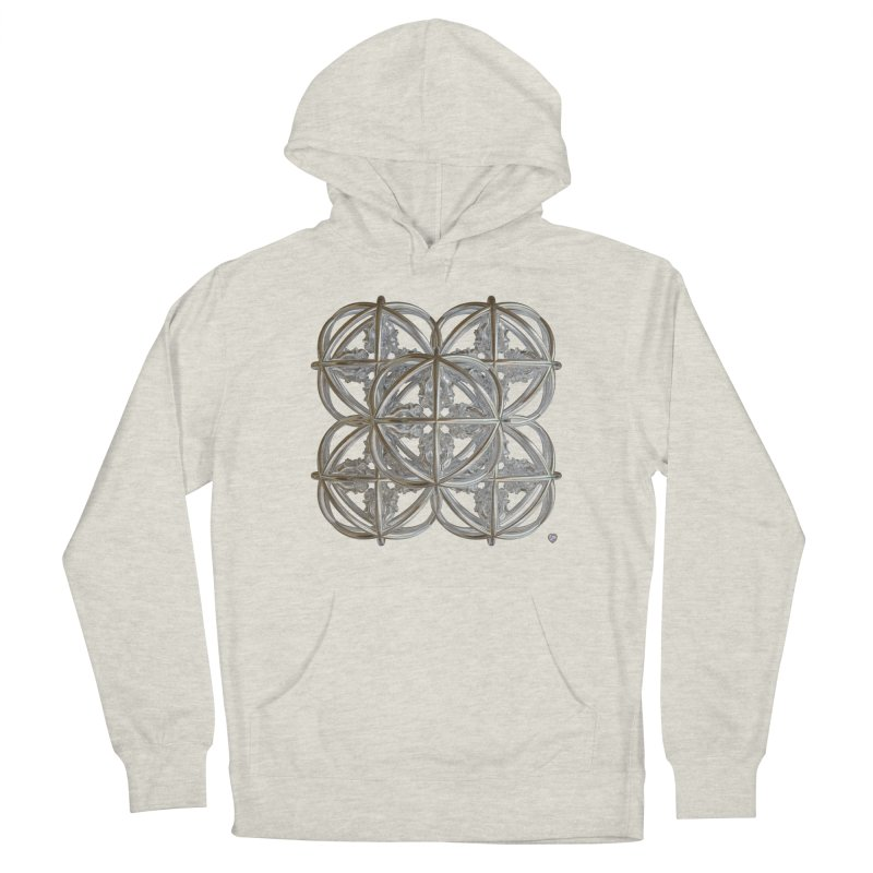 56 Dorje Object Silver v1 Women's French Terry Pullover Hoody by diamondheart's Artist Shop