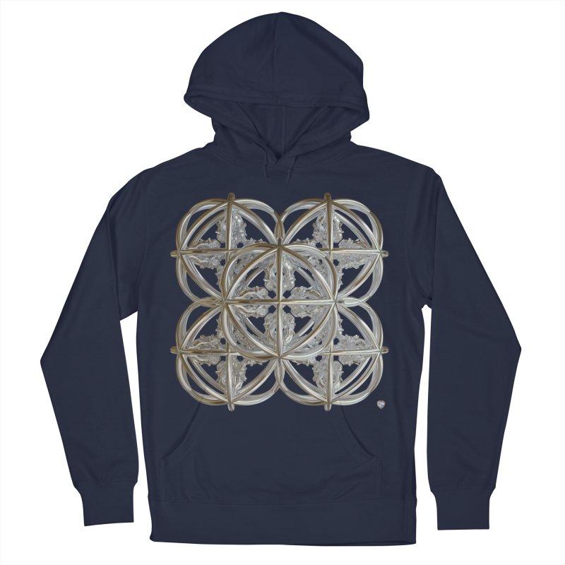 56 Dorje Object Silver v1 Men's Pullover Hoody by diamondheart's Artist Shop