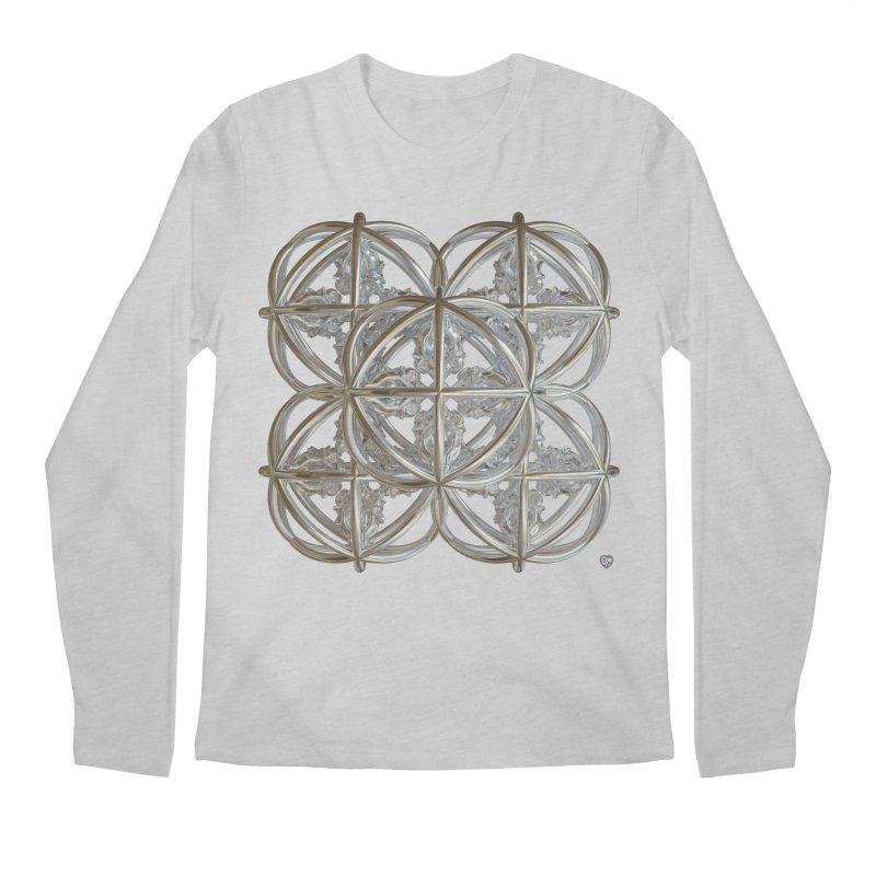 56 Dorje Object Silver v1 Men's Regular Longsleeve T-Shirt by diamondheart's Artist Shop