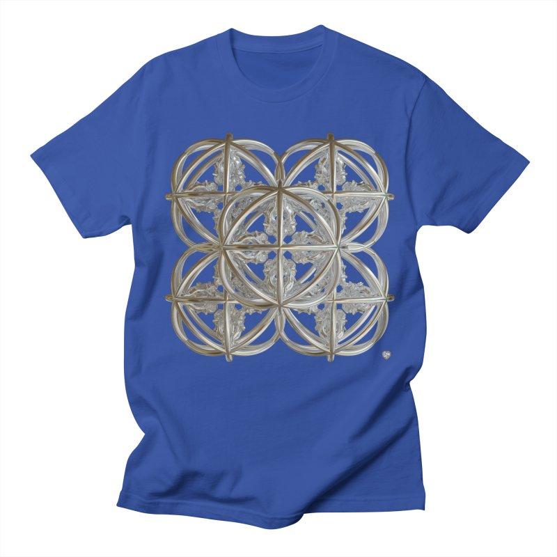 56 Dorje Object Silver v1 Men's Regular T-Shirt by diamondheart's Artist Shop