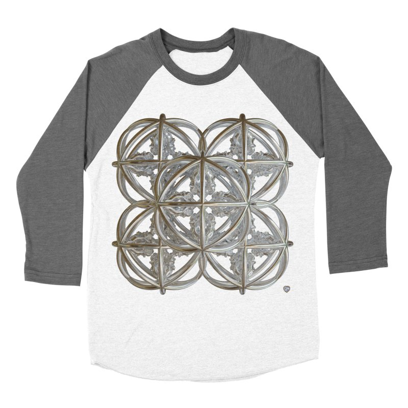 56 Dorje Object Silver v1 Women's Longsleeve T-Shirt by diamondheart's Artist Shop