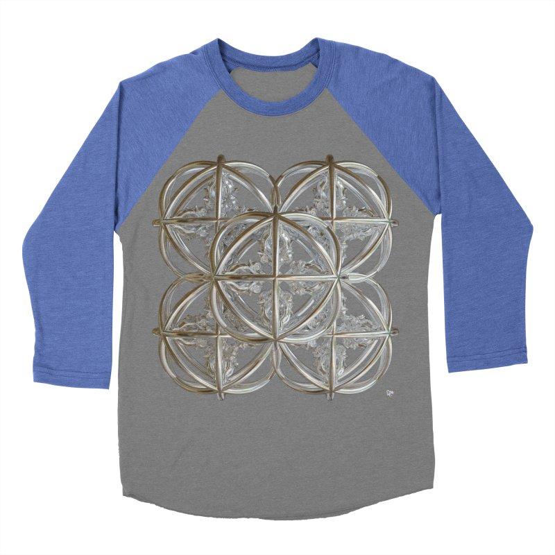 56 Dorje Object Silver v1 Women's Baseball Triblend Longsleeve T-Shirt by diamondheart's Artist Shop