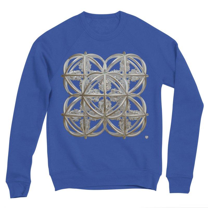 56 Dorje Object Silver Women's Sponge Fleece Sweatshirt by diamondheart's Artist Shop