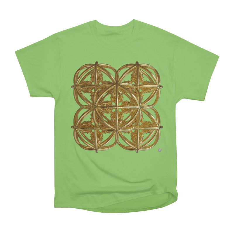 56 Dorje Object Gold v1 Women's Heavyweight Unisex T-Shirt by diamondheart's Artist Shop