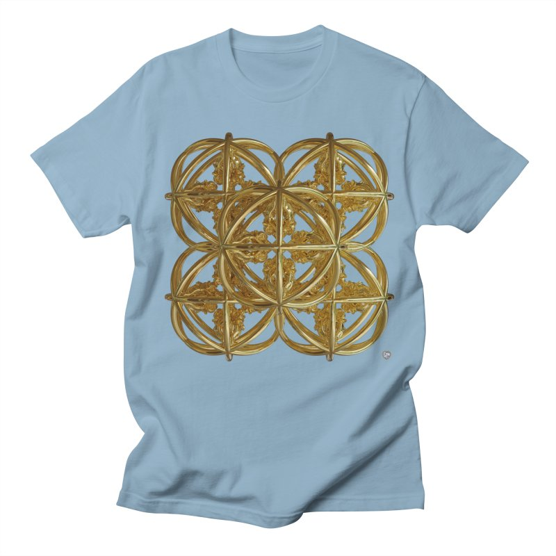 56 Dorje Object Gold v1 Women's Regular Unisex T-Shirt by diamondheart's Artist Shop