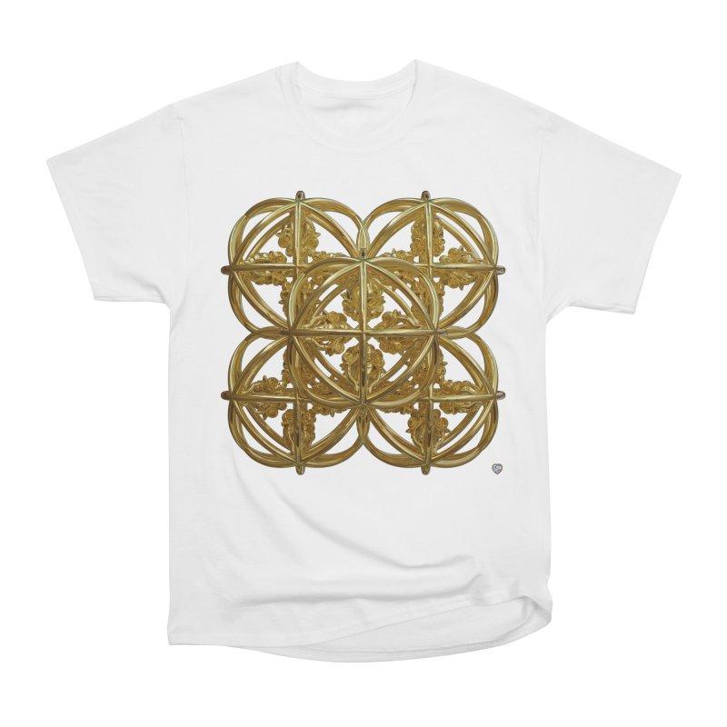 56 Dorje Object Gold Women's Heavyweight Unisex T-Shirt by diamondheart's Artist Shop