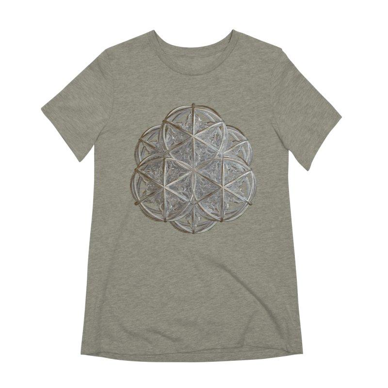56 Dorje Object Silver v2 Women's Extra Soft T-Shirt by diamondheart's Artist Shop