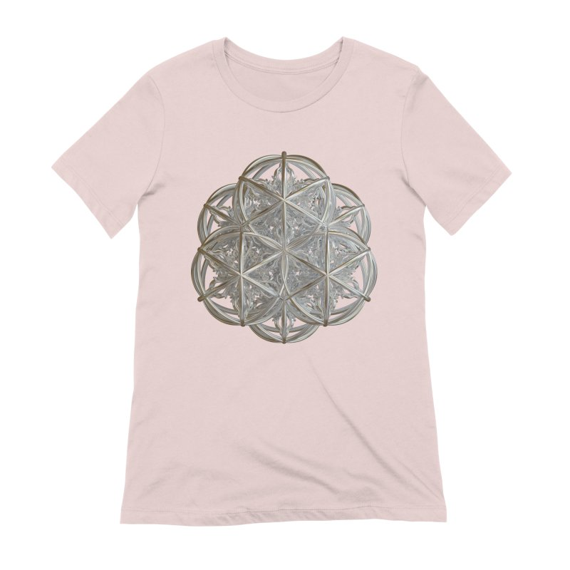 56 Dorje Object Silver v2 Women's Extra Soft T-Shirt by diamondheart's Artist Shop