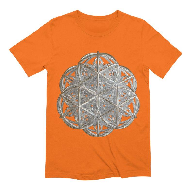 56 Dorje Object Silver v2 Men's Extra Soft T-Shirt by diamondheart's Artist Shop