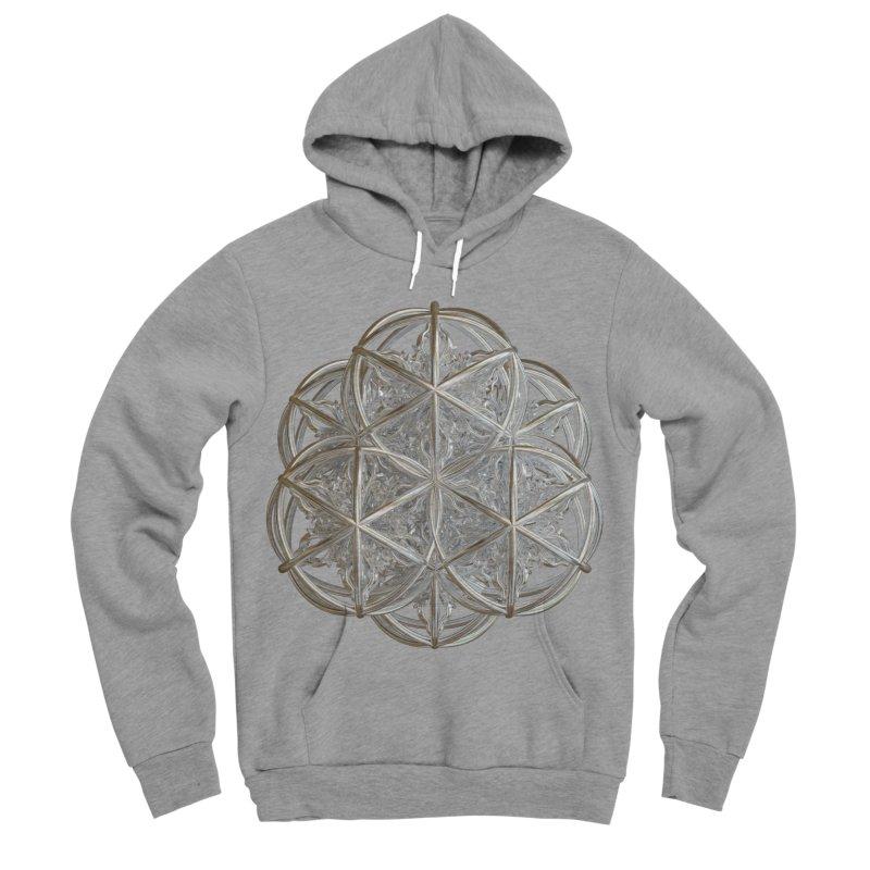 56 Dorje Object Silver v2 Women's Sponge Fleece Pullover Hoody by diamondheart's Artist Shop