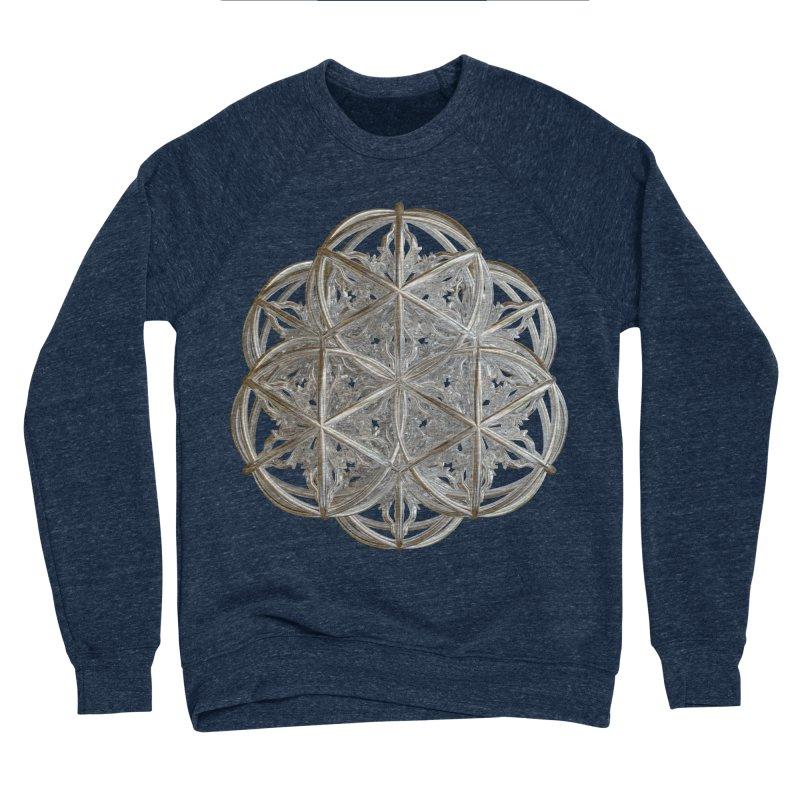 56 Dorje Object Silver v2 Women's Sponge Fleece Sweatshirt by diamondheart's Artist Shop