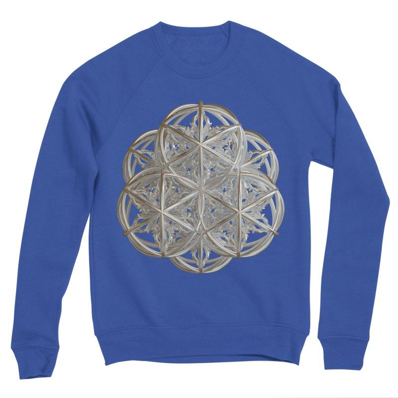 56 Dorje Object Silver v2 Men's Sponge Fleece Sweatshirt by diamondheart's Artist Shop