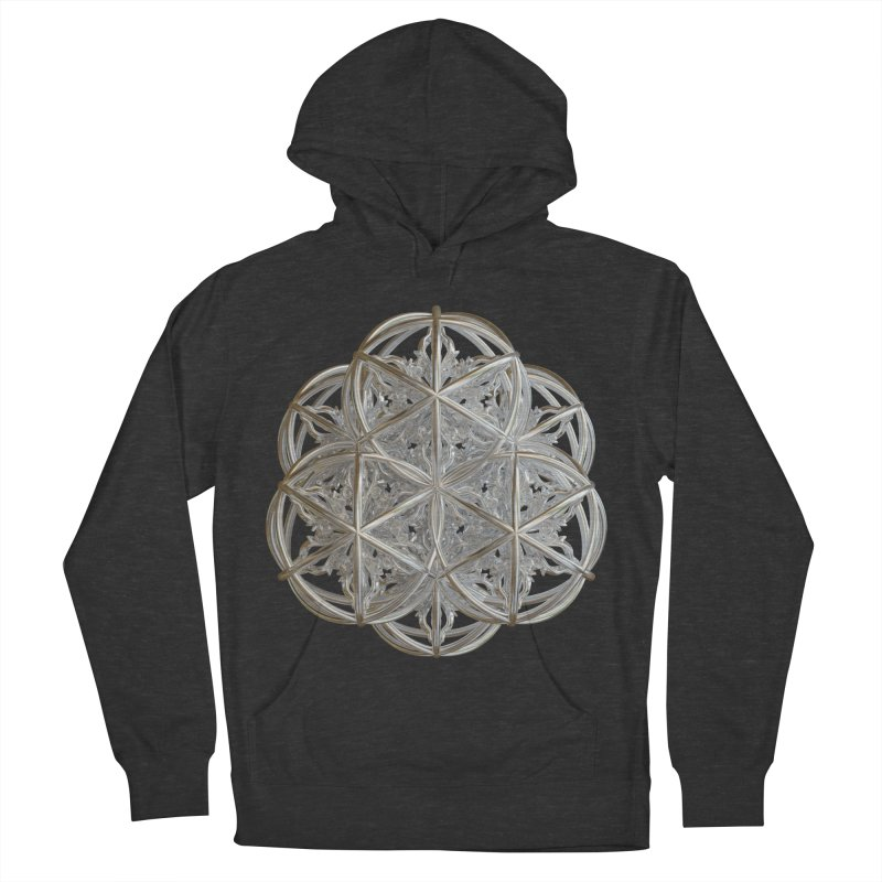 56 Dorje Object Silver v2 Women's French Terry Pullover Hoody by diamondheart's Artist Shop