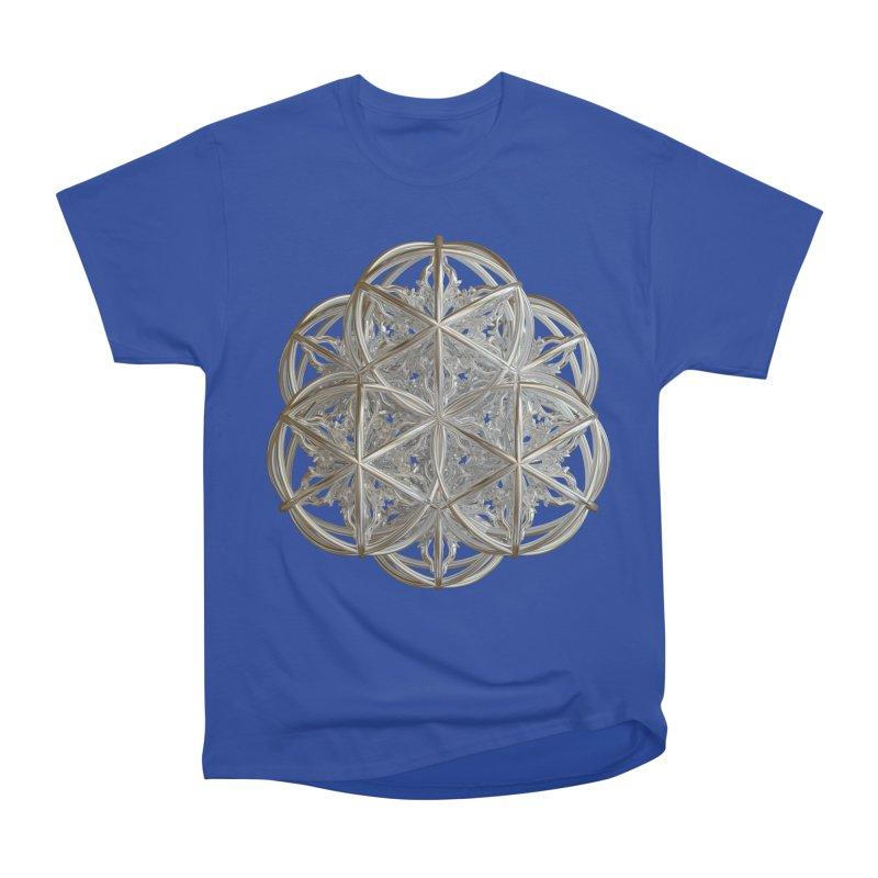 56 Dorje Object Silver v2 Men's Heavyweight T-Shirt by diamondheart's Artist Shop