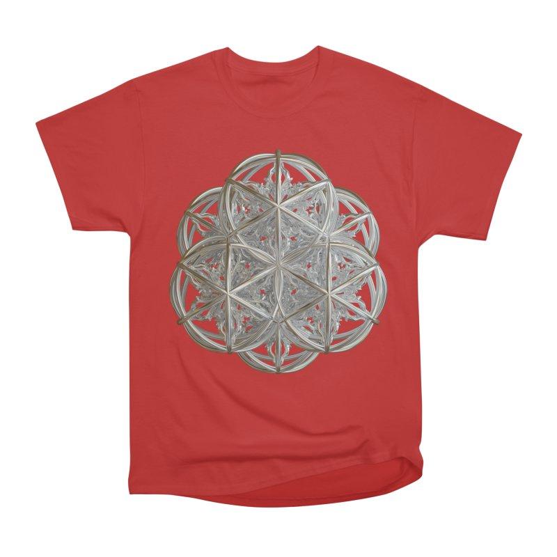 56 Dorje Object Silver v2 Women's Heavyweight Unisex T-Shirt by diamondheart's Artist Shop