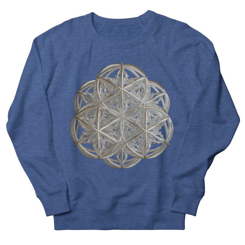 56 Dorje Object Silver v2 Women's French Terry Sweatshirt by diamondheart's Artist Shop