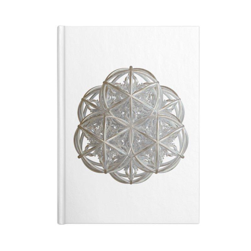 56 Dorje Object Silver v2 Accessories Notebook by diamondheart's Artist Shop