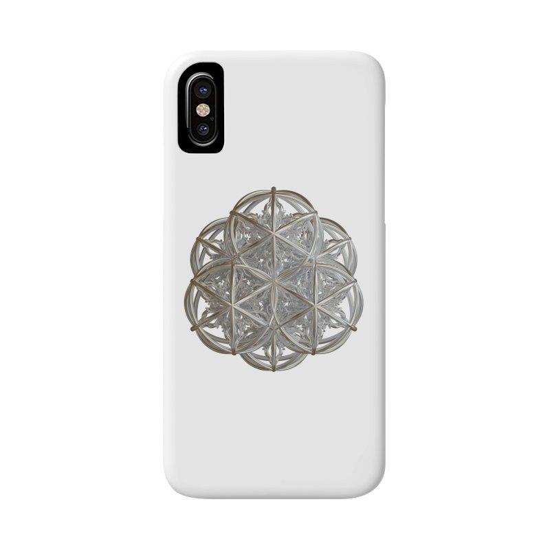 56 Dorje Object Silver v2 Accessories Phone Case by diamondheart's Artist Shop