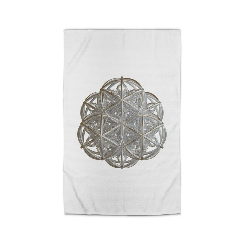 56 Dorje Object Silver v2 Home Rug by diamondheart's Artist Shop
