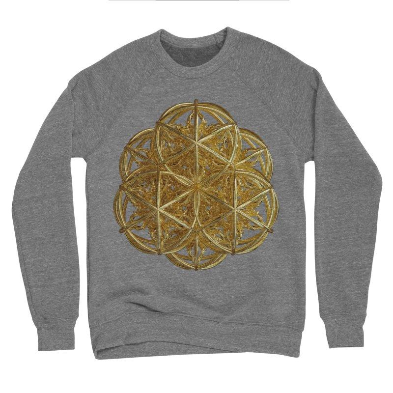 56 Dorje Object Gold v2 Women's Sponge Fleece Sweatshirt by diamondheart's Artist Shop