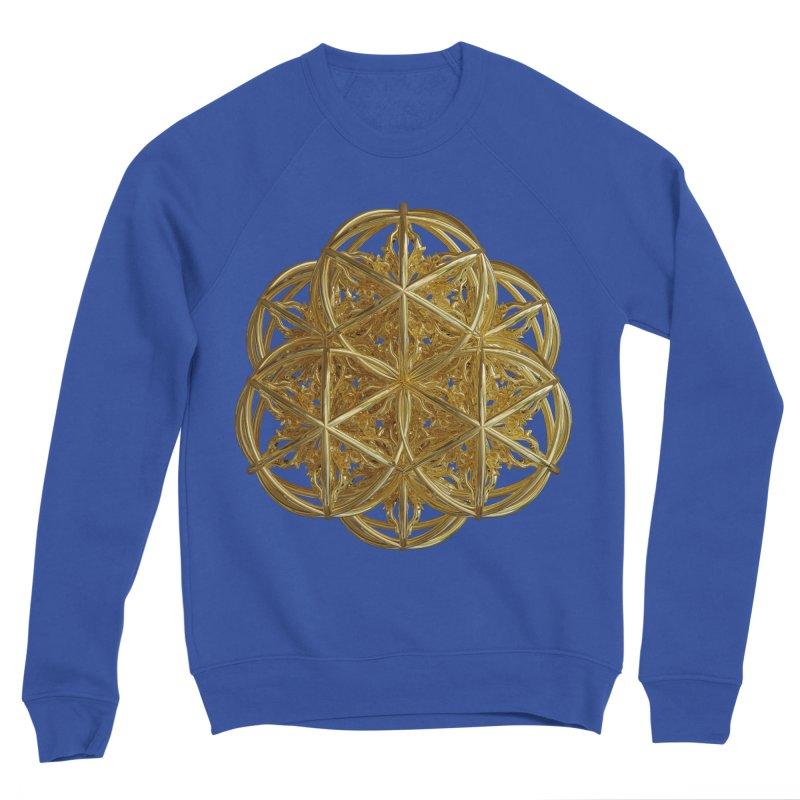 56 Dorje Object Gold v2 Men's Sweatshirt by diamondheart's Artist Shop