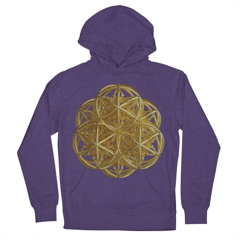 56 Dorje Object Gold v2 Women's French Terry Pullover Hoody by diamondheart's Artist Shop