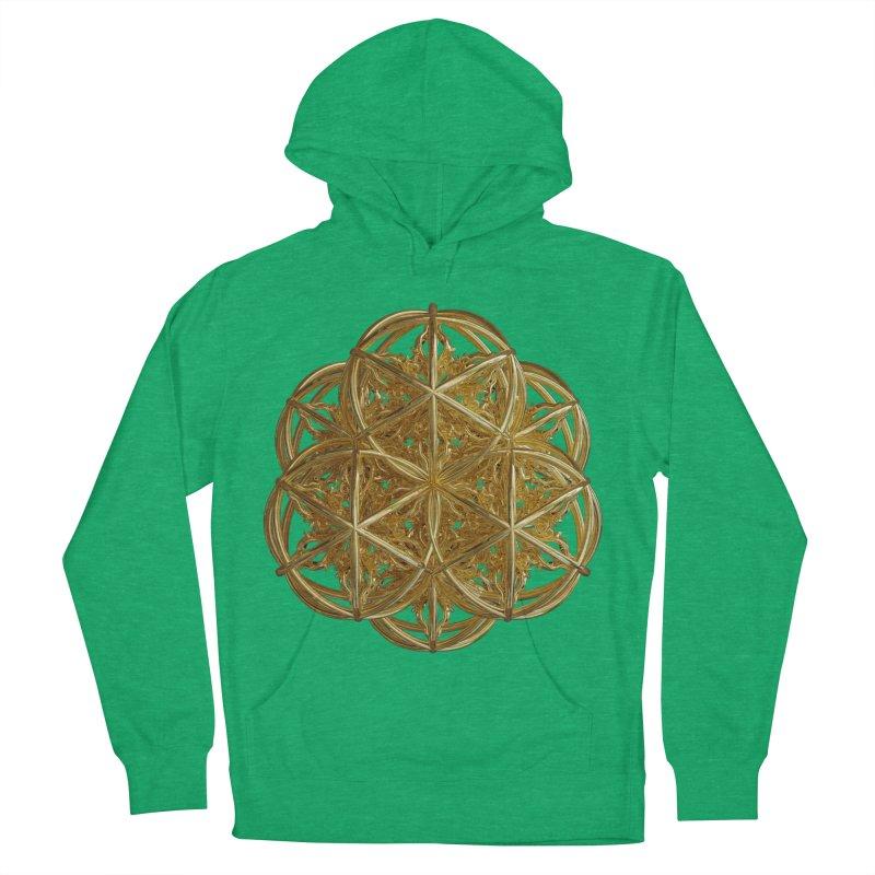 56 Dorje Object Gold v2 Men's Pullover Hoody by diamondheart's Artist Shop
