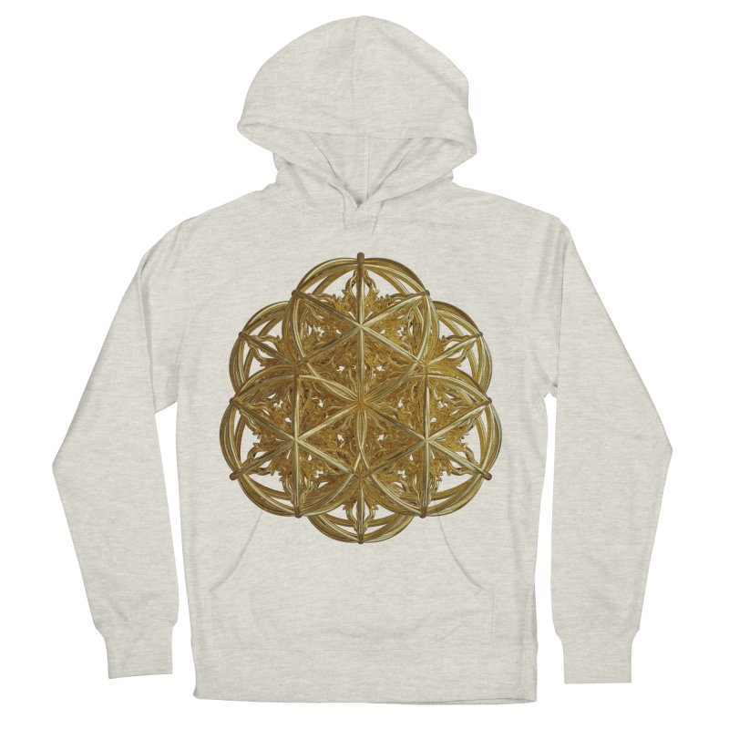 56 Dorje Object Gold v2 Men's French Terry Pullover Hoody by diamondheart's Artist Shop