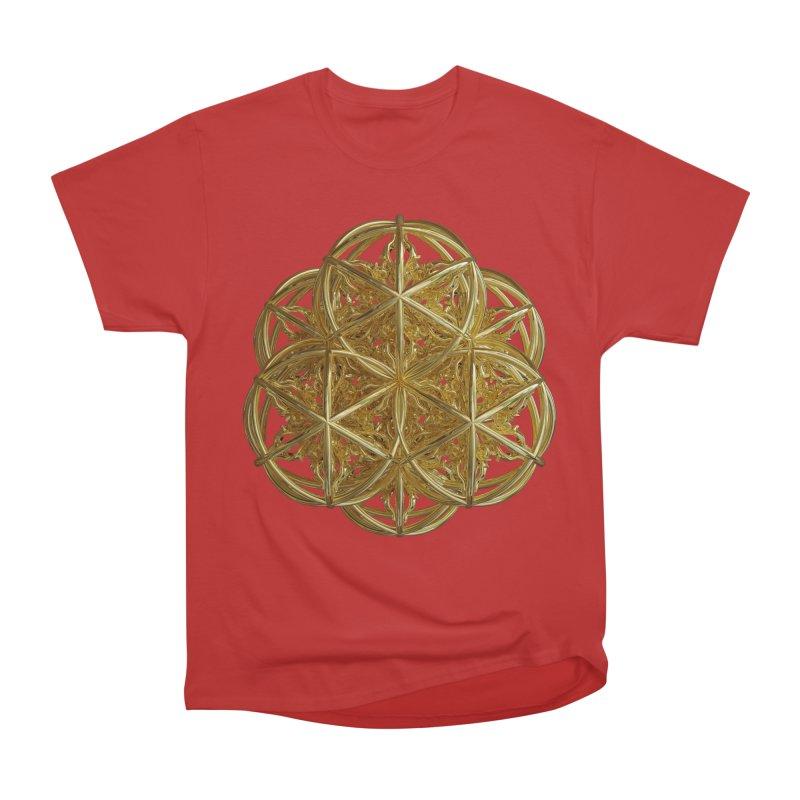 56 Dorje Object Gold v2 Women's Heavyweight Unisex T-Shirt by diamondheart's Artist Shop