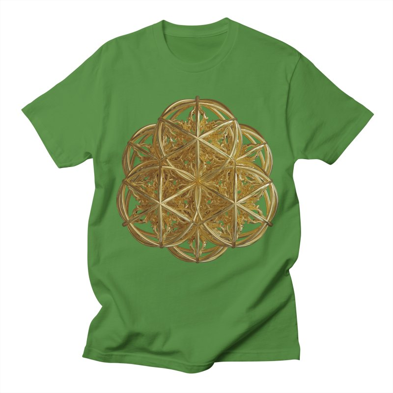 56 Dorje Object Gold v2 Women's Regular Unisex T-Shirt by diamondheart's Artist Shop