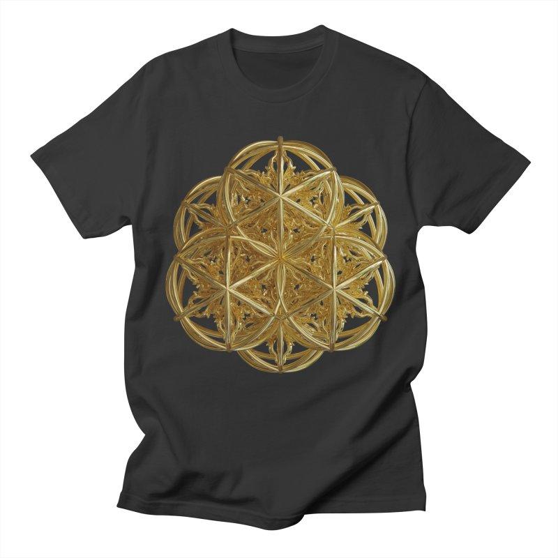 56 Dorje Object Gold v2 Women's Regular Unisex T-Shirt by diamondheart's Artist Shop