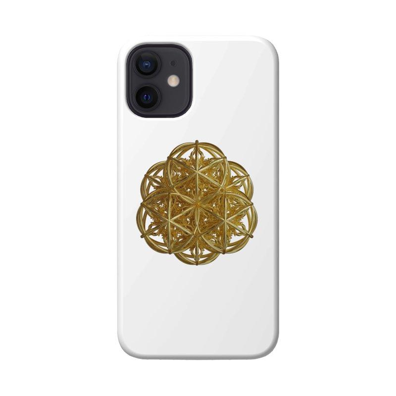 56 Dorje Object Gold v2 Accessories Phone Case by diamondheart's Artist Shop