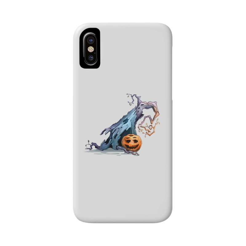 Pumpkin Accessories Phone Case by Diana's Artist Shop