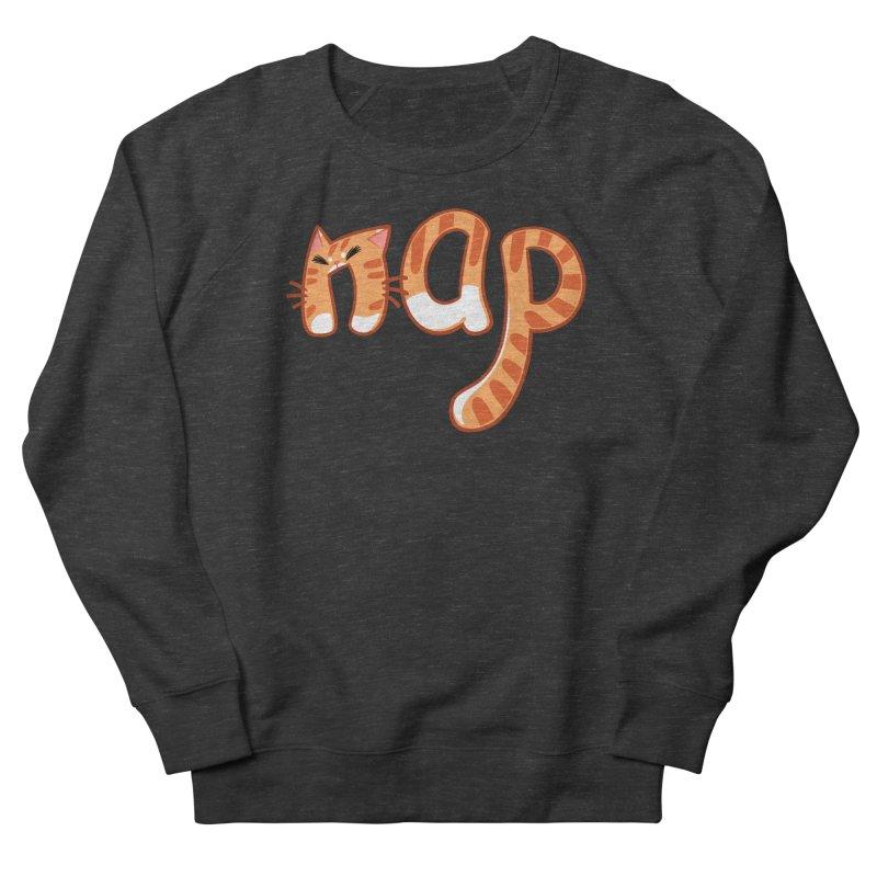 Cat Nap Men's Sweatshirt by dianasprinkle's Artist Shop