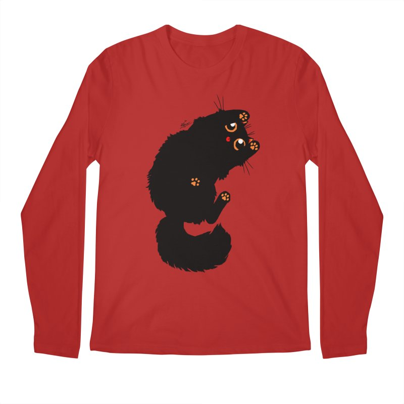 Cute Trap Men's Longsleeve T-Shirt by dianasprinkle's Artist Shop