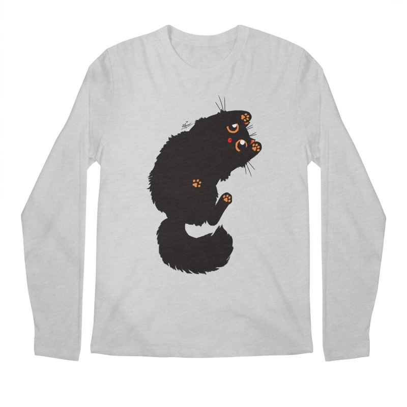 Cute Trap Men's Longsleeve T-Shirt by dianasprinkle's Artist Shop