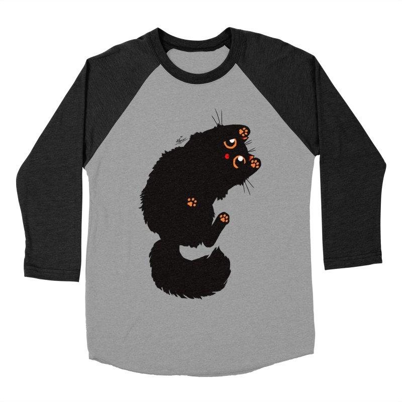 Cute Trap Women's Baseball Triblend T-Shirt by dianasprinkle's Artist Shop